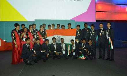 Team India records best-ever performance at WorldSkills 2017 in Abu Dhabi