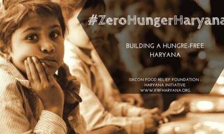 ISKCON Food Relief Foundation to launch #ZeroHungerHaryana Campaign