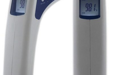 Santamedical RY-220 Infrared Thermometer Now Available On Amazon