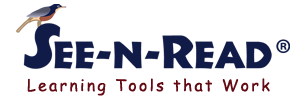 ColorTAGTM Study Recall System- A learning support tool by See- N- Read