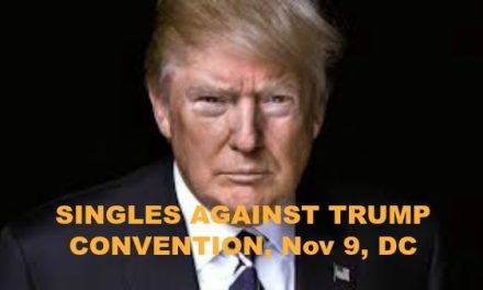 Singles Against Trump Convention