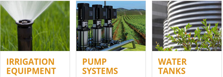 High quality water controllers to control your drip irrigation from remote locations