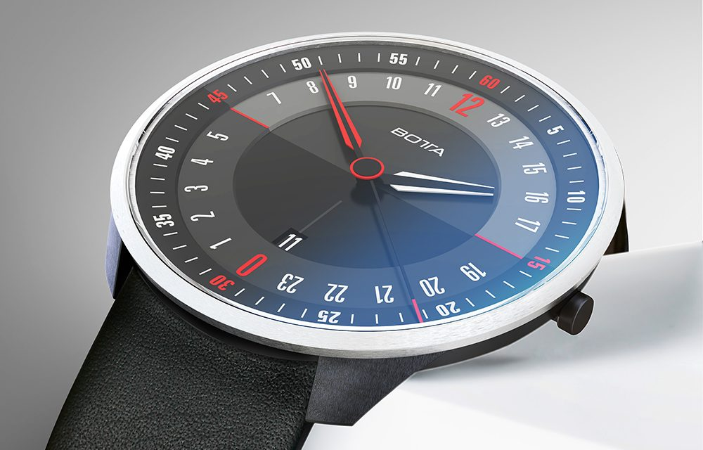 TRES 24 Plus – a full 24 hours on your wrist