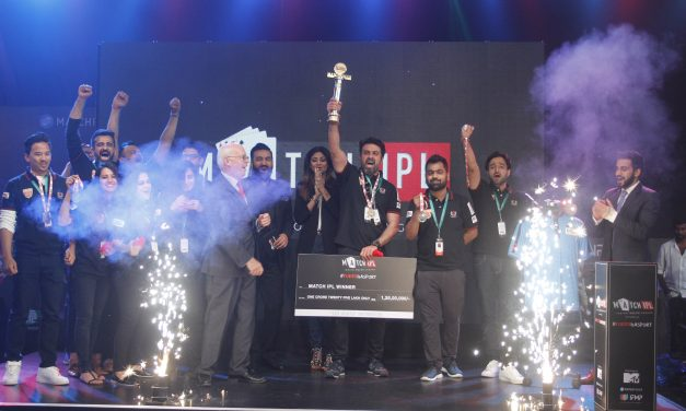 A successful Match Indian Poker League with a power-packed end