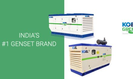KOEL Green Carries Kirloskar Legacy with Promise of Continuous Backup Power