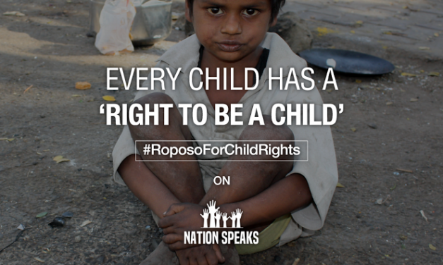 Roposo celebrates Child Rights Week