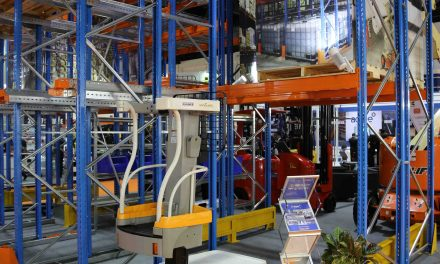Headline players at Dubai's Materials Handling Middle East exhibition look to entice trade buyers with innovative solutions..