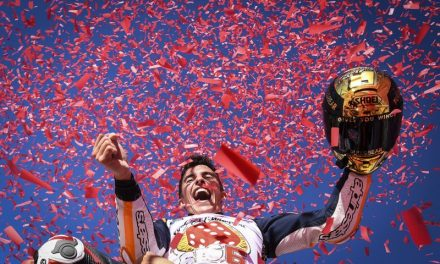 Marc Marquez is the 2017 MotoGP World Champion – an interview