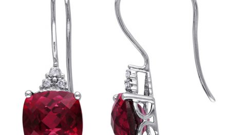 Gemsny.Com Offers a Great Range of Ruby Earrings and Studs at Affordable Prices
