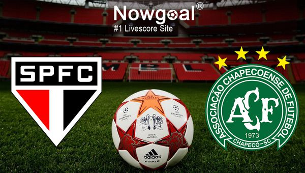 Sao Paulo VS Chapecoense Soccer Tips and Prediction Brazil Serie A