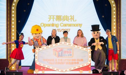 Sands Resorts Macao Welcomes Thomas the Tank Engine and The Little Big Club ALL STARS for Breakfasts, Meet & Greets and Parades