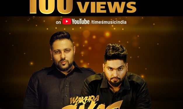 Hit song 'Wakhra Swag'  Crosses 100 Million Views On YouTube