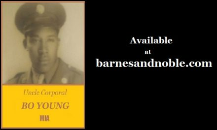 The Book has Been Released: Uncle Corporal BO YOUNG MIA