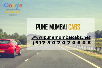 New Launch : Best & Affordable Pune Mumbai Cabs Service