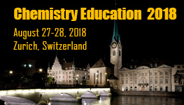 8th Edition of International Conference on Chemistry Education and Research