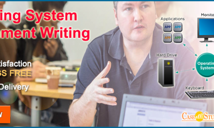 Casestudyhelp.com: Offers the Most Desirable Online Operating System Assignment Writing Service in Australia
