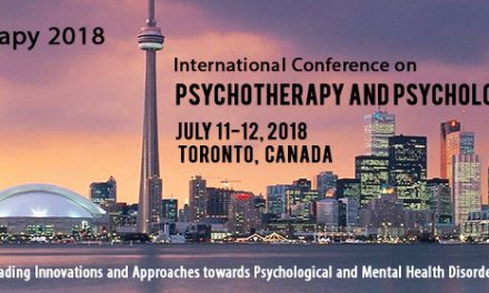 International Conference on Psychotherapy and Psychological Disorders