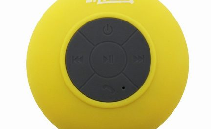 Liztek Bluetooth Shower Speaker Available On Groupon In USA