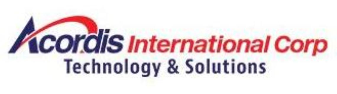 ACORDIS INTERNATIONAL CORPORATION WILL NOW BE RECOGNIZED AS ACORDIS TECHNOLOGY & SOLUTIONS