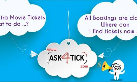 Ask4tick – Buy and sell movie tickets online.