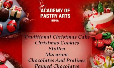 "Come and enjoy Christmas ""Bake Sale "" At Academy of Pastry Arts"