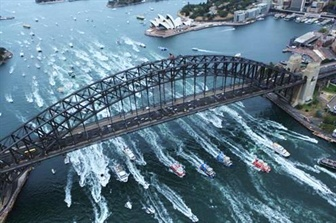 AUSTRALIAN CRUISE GROUP LISTS AUSTRALIA DAY LUNCH CRUISES FOR 2018