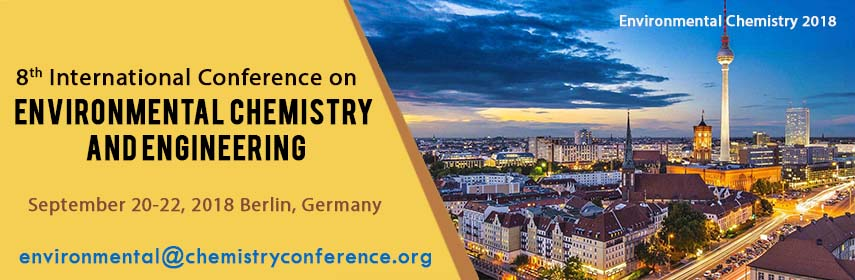 8th International Conference on Environmental Chemistry and Engineering
