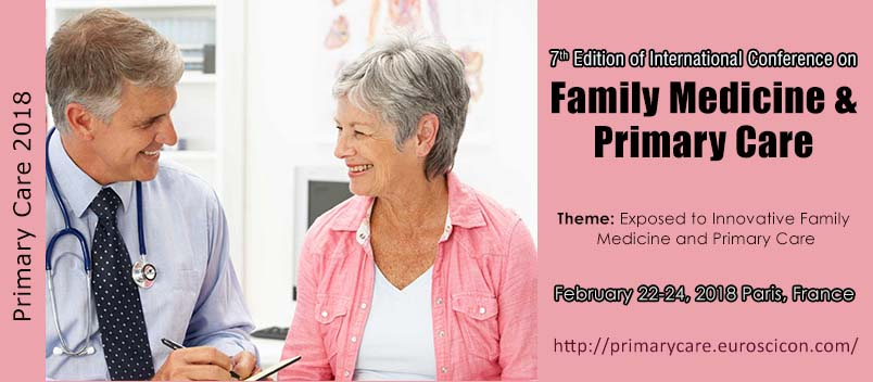 7th Edition of International Conference on Family Medicine & Primary Care