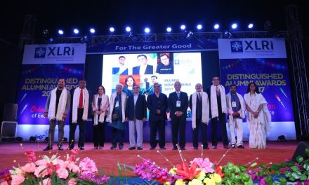 XLRI CELEBRATES 'ANNUAL HOMECOMING 2017'