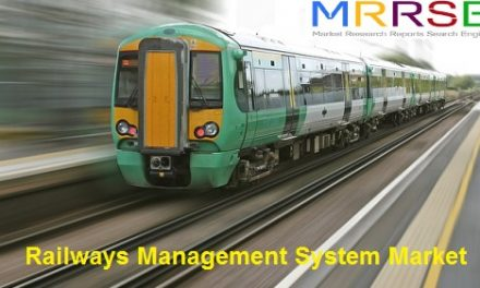 Global Railways Management System Market: Innovative Product Deployment to Fuel Market Revenue Growth