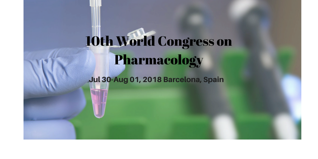10th World Congress on Pharmacology