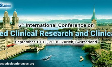 6th International Conference on Advanced Clinical Research and Clinical Trials