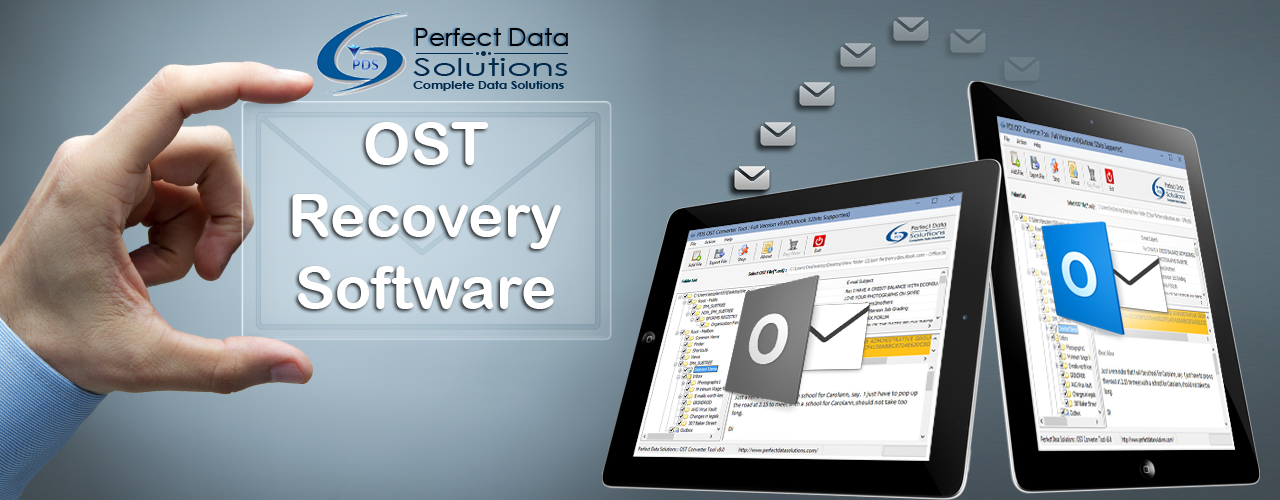 PDS OST to PST Recovery Software