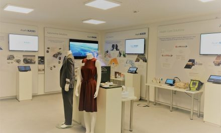 Asahi Kasei Europe opens Exhibition Center in the European Headquarters in Düsseldorf