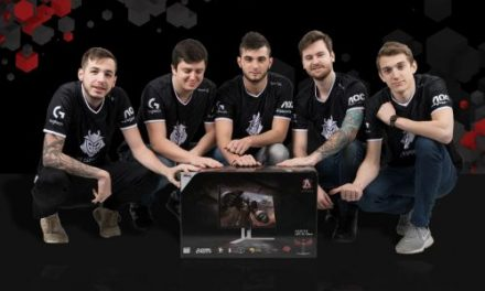 AOC strengthens esports commitment, partners up with G2 Esports