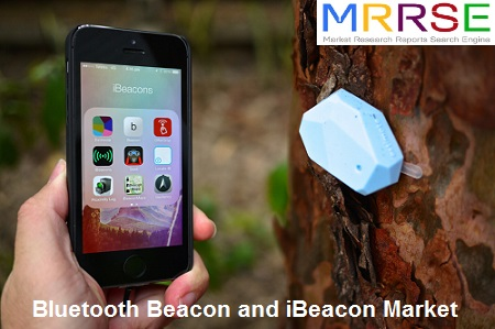 Global Bluetooth Beacon and iBeacon Market Projected to Grow at Over 90% CAGR through 2025