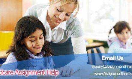 Childcare Assignment Help: The Unique Service