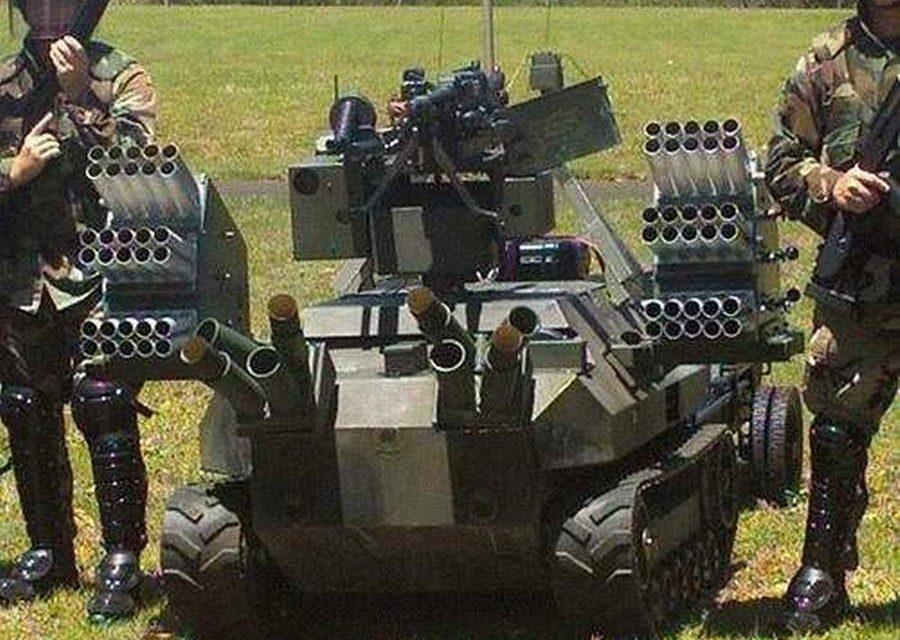 Defense Robotics Global Market 2018 Key Players,Share, Trend, Segmentation And Forecast To 2025