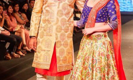 Vaibhav Tatwawaadi walked the ramp at Pune Times Fashion Week 2017