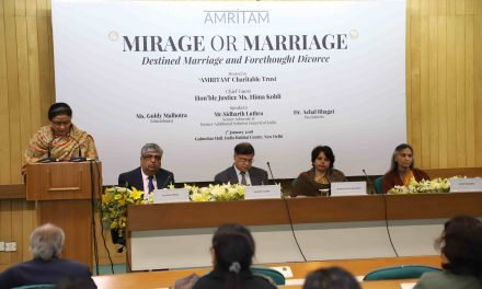 Press Release: Mirage or Marriage_Forethought divorces making inroads in India
