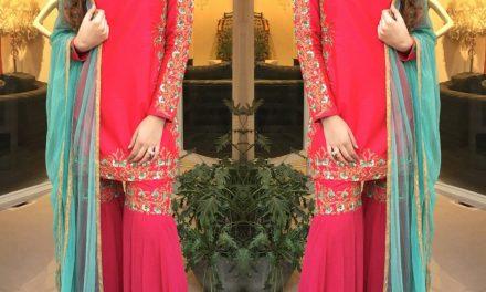 "Revamp your wardrobe with Osman & Sajida's ""Ethnic Collection"" this season."