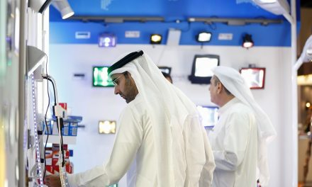 Austria's Zumtobel Group among leading global brands seeking future growth at three-day Dubai trade show