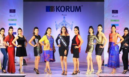 KORUM Mall hosted a glittery and glamorous Fashion Show