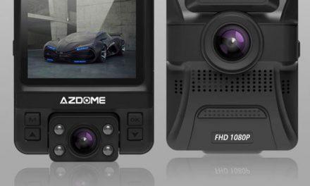 Dash Cam Dual Camera AZDOME GS65H,Teach You How To Make A Strategy For A Self-Driving