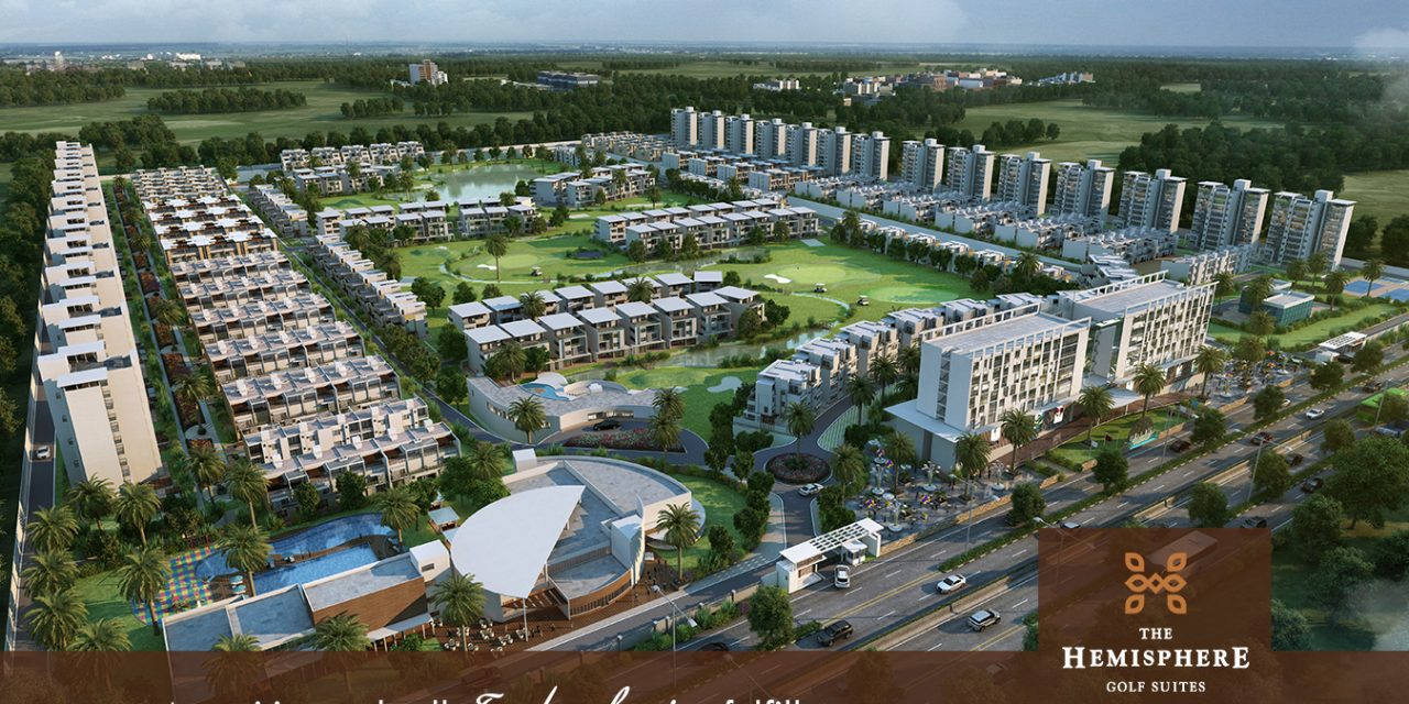 Greater Noida Triumphs Over Gurgaon to Invite with the Finest Golfing Luxury Living – The Hemisphere