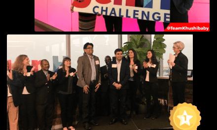 Khushi Baby Is The Grand Prize Winner Of Johnson & Johnson GenH Challenge