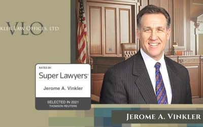Jerry Vinkler Selected by Super Lawyers® For 2021